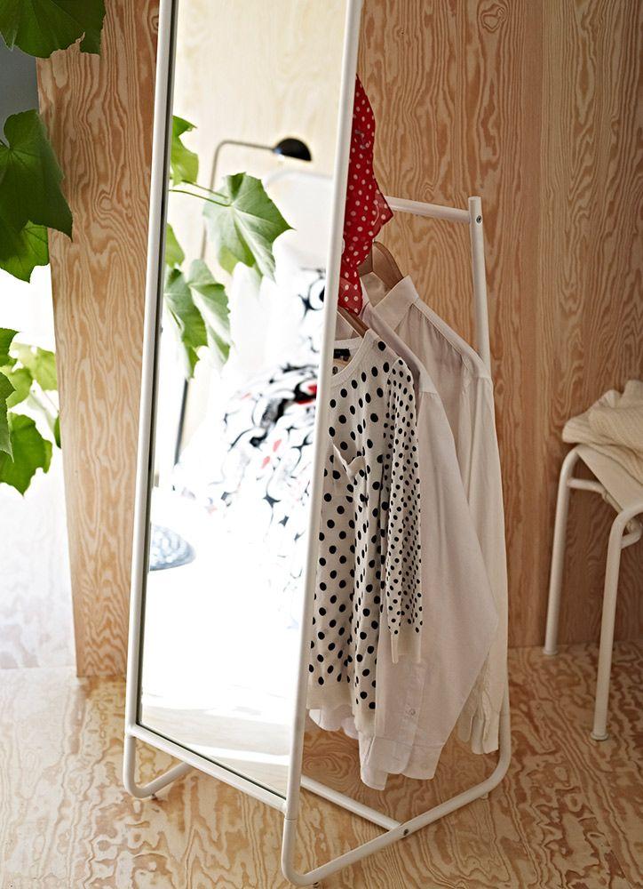 Muebles multiusos el mirador de laura - Espejos grandes ikea ...