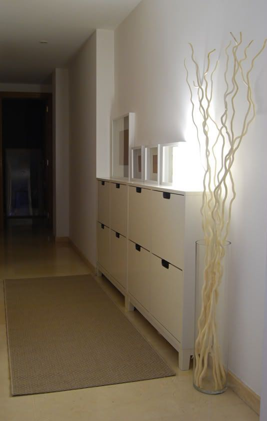 Ideas para organizar la casa el mirador de laura for Mueble pasillo estrecho