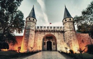 Entrada-al-palacio-de-Topkapi