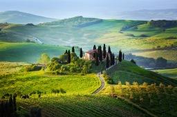 Ruta por la Toscana