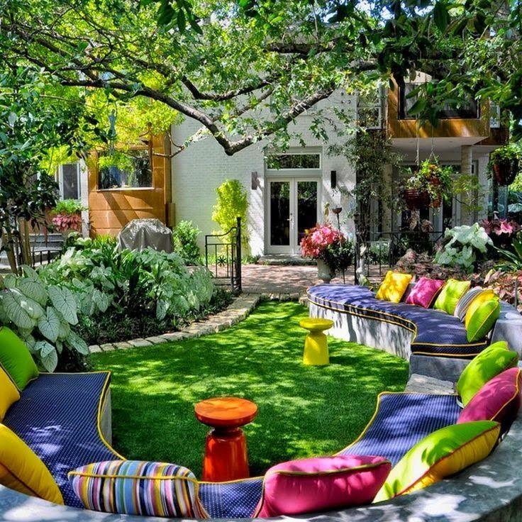 El Jardin De La Alegria El Mirador De Laura