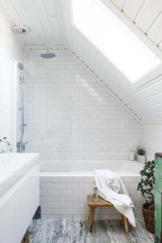 Bañera ducha abuardillada