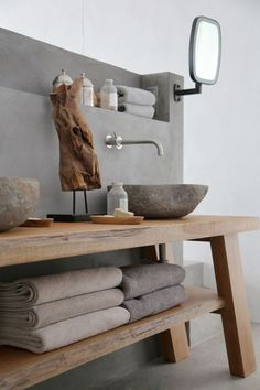 lavabo natural