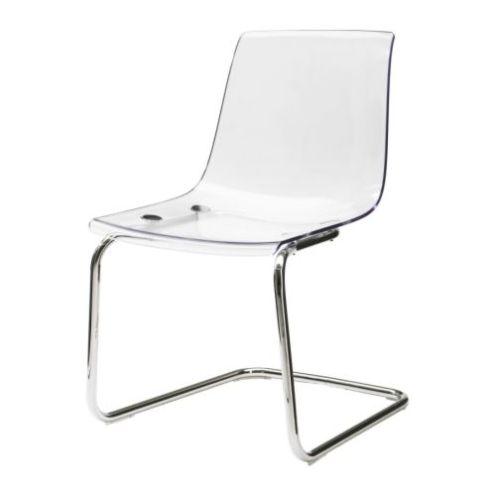 tobias silla blanco Ikea