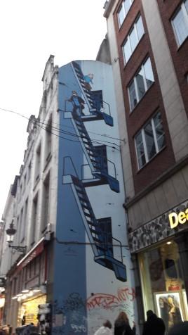 Tin Tín Bruselas
