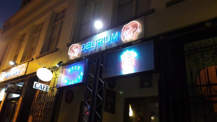 Delirium Bruselas