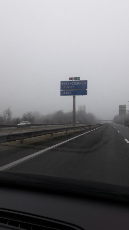 Cartel Valenciennes