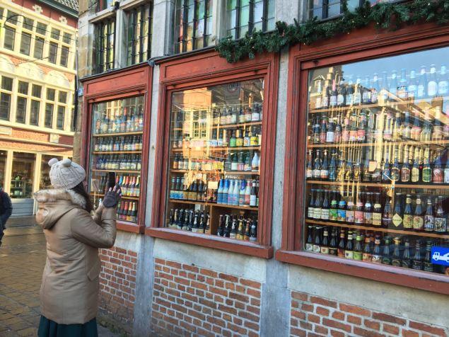 Cervezas Gante