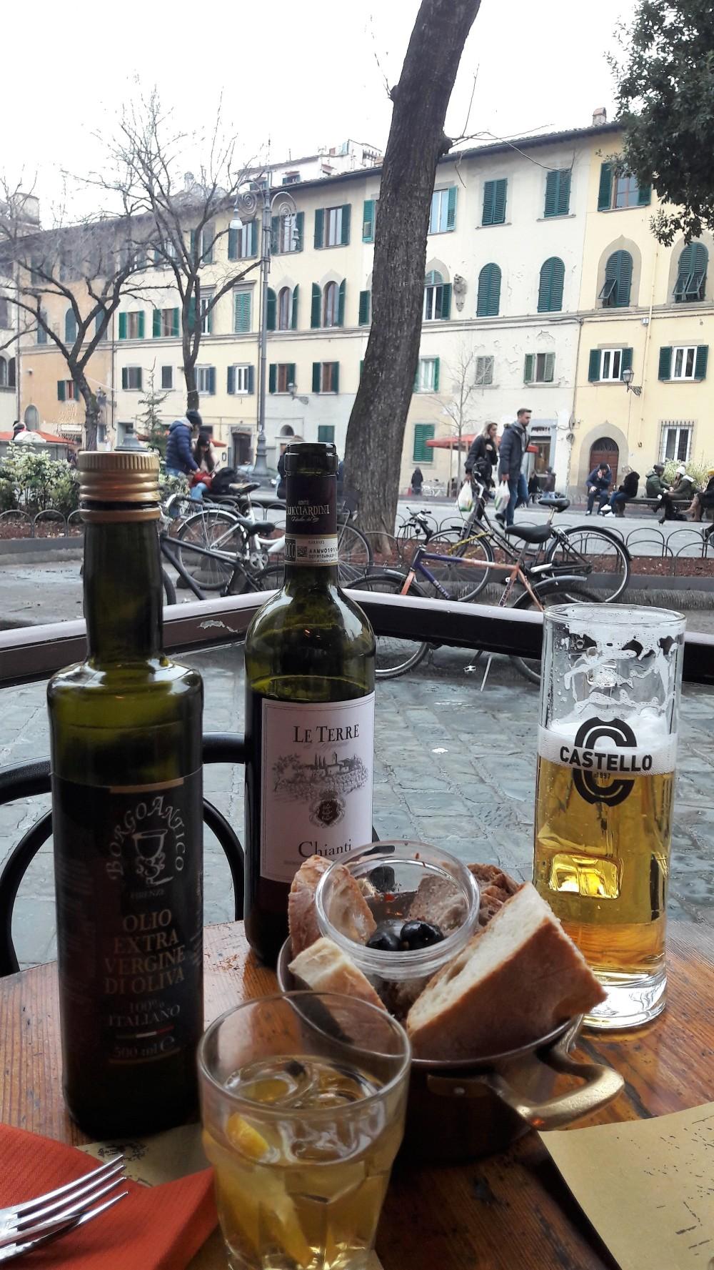 Comida Florencia