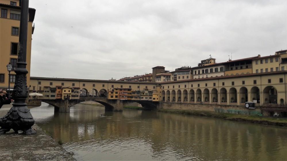 Ponte Vecchio de dia