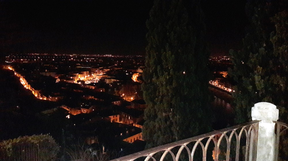 VIstas Castelo San Pietro_
