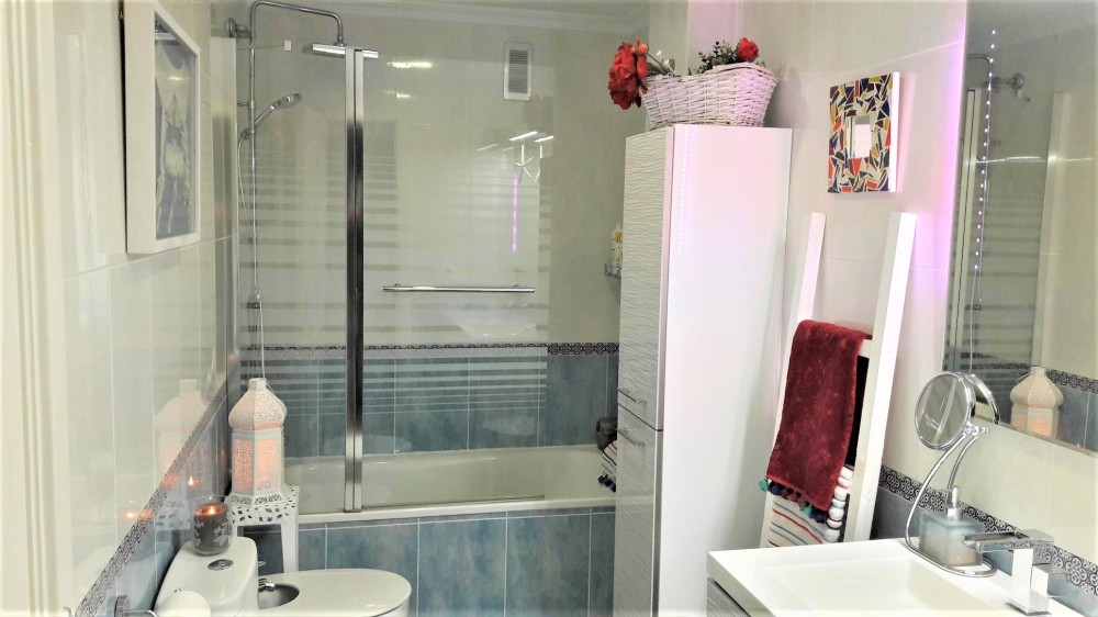 Reforma baño sin obras
