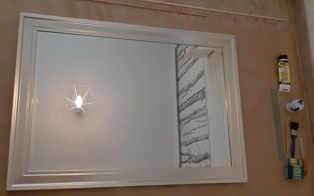 como hacer espejo ventana 1
