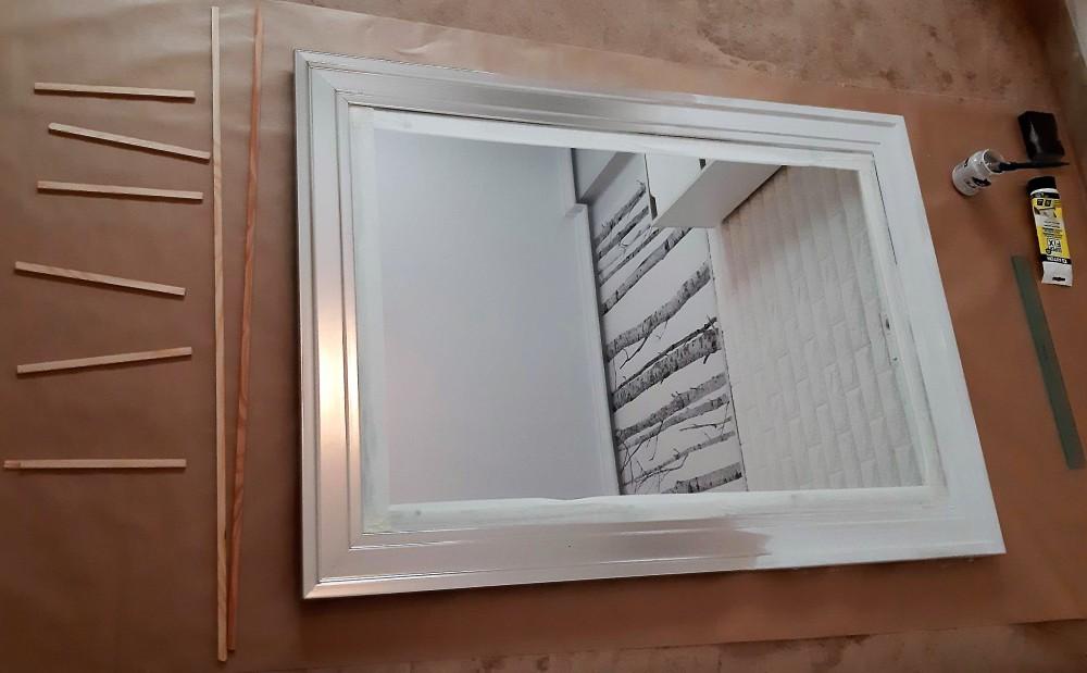 como hacer espejo ventana 2