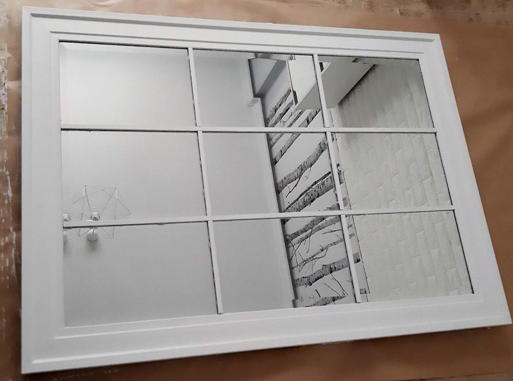 como hacer espejo ventana 5
