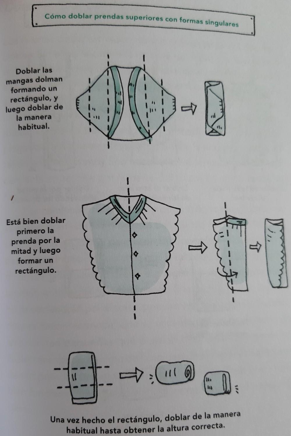 Como doblar prendas formas singulares_2